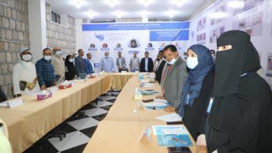 في أول مؤتمر حقوقي بمأرب.. وكيل المحافظة: الحوثي دمر 45 مخيماً للنازحين - أخبار السعودية