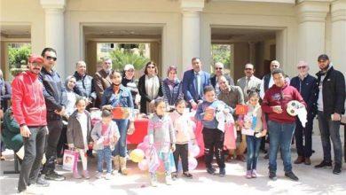 صورة متحف المجوهرات الملكية يحتفل بيوم اليتيم بالإسكندرية