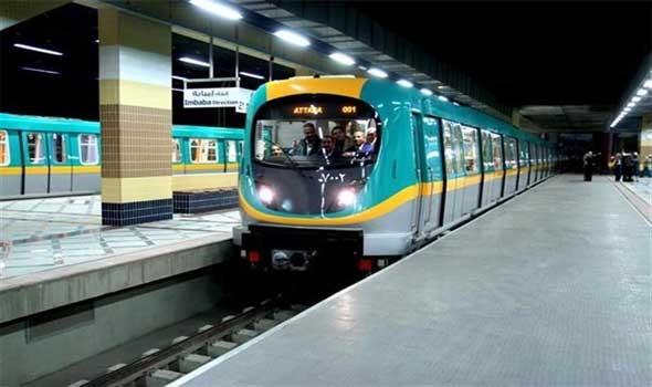 مترو الأنفاق يؤكد تهيئة القطارات المكيفة للدفع بها في رمضان