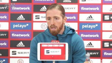 صورة مونياين يعاني من آلام عضلية قبل مواجهة برشلونة