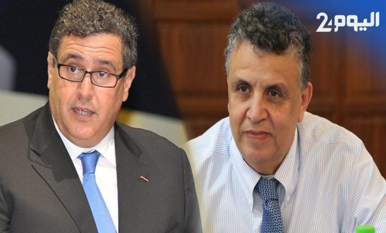 وهبي يهاجم أخنوش: أعضاء بالحكومة يصرفون أموالا عمومية لأهداف انتخابية