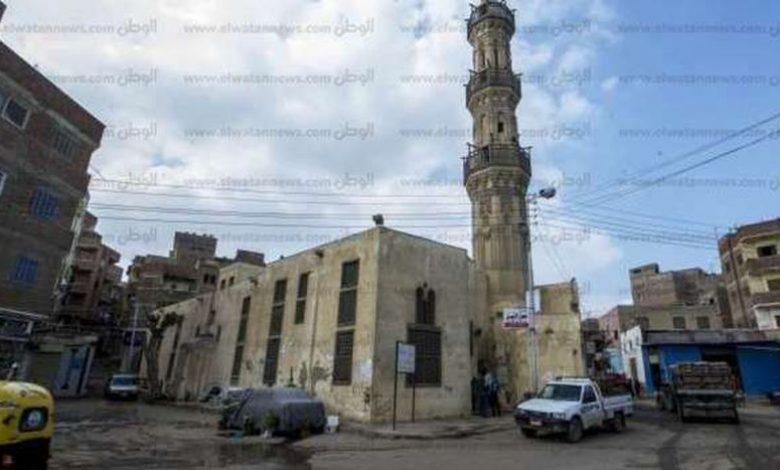 مسجد القنائي بفوه