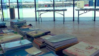 صورة وليد العنزي لـ الجريدة•: حملة تبادل الكتب تغطي احتياج 2000 طالب بـوزارة التربية