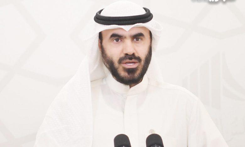المناور يسأل عن معوقات تسليم الرجعان إلى الكويت