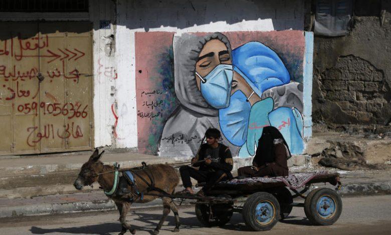 24 حالة وفاة و 1651 إصابة جديدة بكورونا في فلسطين