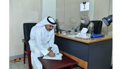 صورة 3 مرشحين يتقدمون بأوراق ترشحهم لليوم الثاني في الانتخابات التكميلية عن الدائرة الخامسة بإجمالي 7 مرشحين