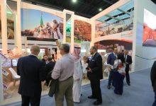 """صورة مع عودة الرحلات الدولية.. السعودية تشارك """"النسخة الهجينة"""" لسوق ال"""