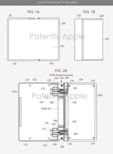 جوجل تعمل على هاتف قابل للطي وتسجل براءة اختراع رسميًا