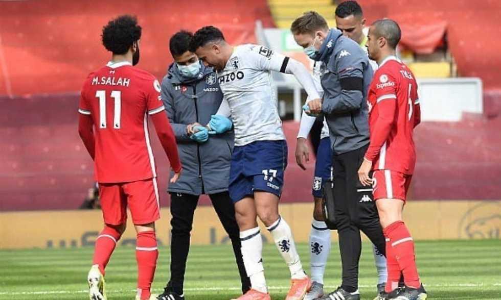 FilGoal | News | Trezeguet: My injury is not reassuring … I ask you to pray | Alkhaleej24 News