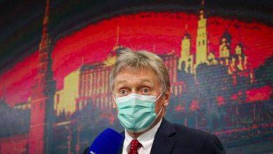 صورة Kremlin, Macron ve Merkel'e Zelenskiy'e baskı yapmaları çağrısında bulundu