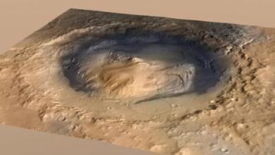 صورة NASA verileri ortaya çıkardı: Mars toprakları bir anda çoraklaşmadı
