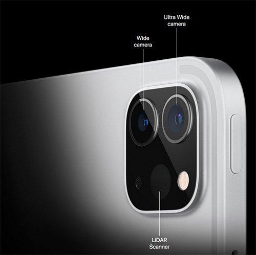 كاميرا iPad Pro 2021