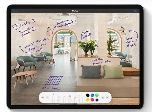 مواصفات iPad Pro 2021