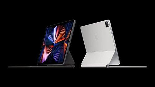 أجهزة ايباد برو 2021 - الشاشة الجديدة