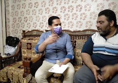 أطلقوا النار عليه وهربوا.. القصة الكاملة للطفل عبد الرحمن شهيد البلطجة بالمطرية