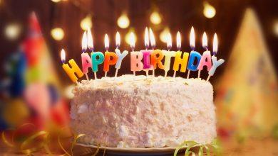 أفكار كعكة عيد ميلاد لطفلك