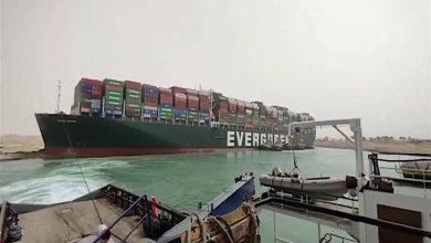 أمر قضائي بالحجز التحفظي على السفينة «إيفرجيفن» لصالح هيئة قناة السويس - أخبار السعودية