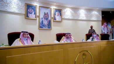 أمير القصيم ووزير الإعلام يلتقيان بممثلي وسائل الإعلام بالمنطقة - أخبار السعودية