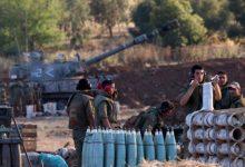 إسرائيل تحشد قوات قرب غزة
