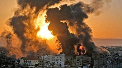 إسرائيل تعلن قصف موقعا لإنتاج الصواريخ وآخر بحري لحماس في غزة