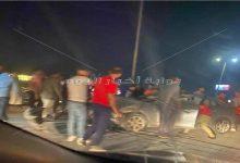 حادث تصادم بطنطا