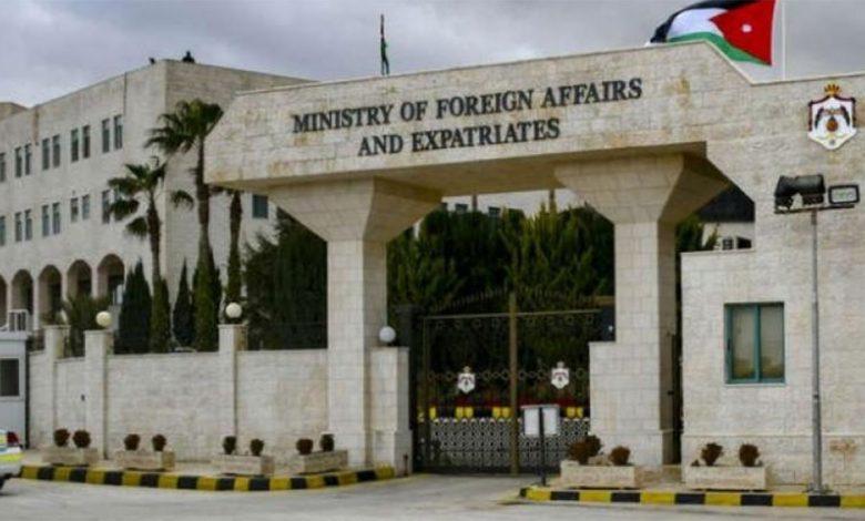 الأردن يدين إطلاق الحوثيين صواريخ بالستية باتجاه السعودية