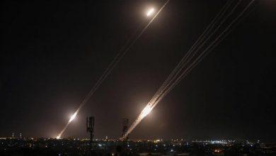 الجيش الإسرائيلي: 70 صاروخاً أُطلق من غزة خلال الـ12 ساعة الماضية .