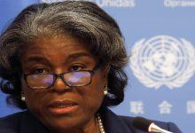 السفيرة الأمريكية بالأمم المتحدة: السعودية تواصل العمل البناء في اليمن