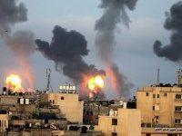 الصحة الفلسطينية: استشهاد فلسطينيين بغازات سامة بعد قصف الاحتلال