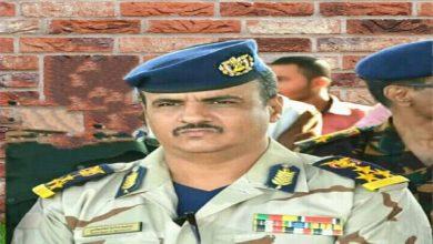 العميد المحثوثي يهنئ وزير الداخلية ومحافظ عدن رئيس اللجنة الأمنية بحلول عيد الفطر المبارك