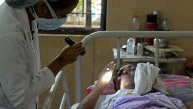 «الفطر الأسود» يضرب عيون 60% من الهنود - أخبار السعودية