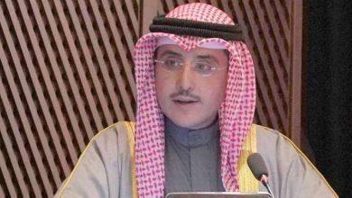 الناصر لوزير الخارجية الفلسطيني: الكويت مستعدة لتقديم كل ما يلزم لنصرة الشعب الشقيق أمام العدوان الإسرائيلي