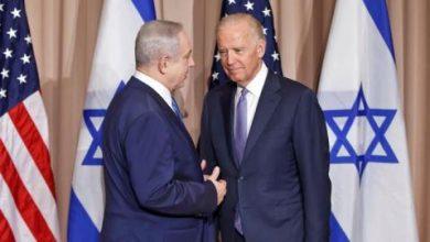 بايدن يحادث نتنياهو ويؤكد حق إسرائيل في الدفاع عن نفسها ويشجع على استعادة الهدوء
