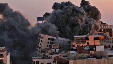 تدمير المقر الرئيسي لشرطة حماس في غارات إسرائيلية جديدة على غزة