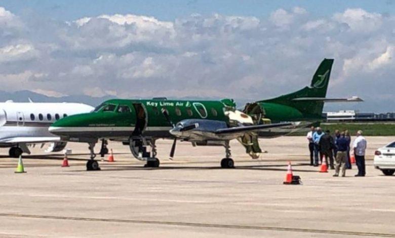 تصادم طائرتين في الهواء بـ«دنفر الأمريكية» - أخبار السعودية