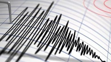 زلزال بقوة 7.4 درجات في الصين