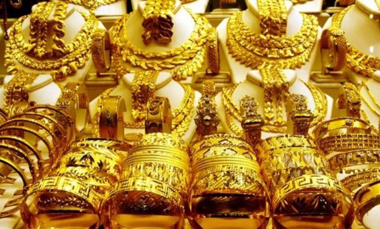 سعر الذهب في سوريا كافة الأعيرة اليوم الاثنين 3-5-2021 .