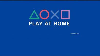 سوني تُعلن عن محتوى مجاني ضخم ضمن حملة Play at Home.