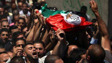 شهداء وجرحى في الهجمات الاسرائيلية المتواصلة على قطاع غزة .