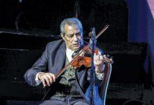 عبده داغر.. رفض والده منعه من العالمية مبكرا وأسس فرقة الموسيقى العربية بسبب إسرائيل