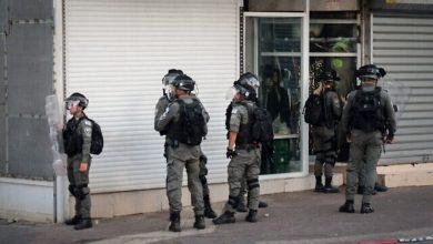 غانتس يأمر باستدعاء عناصر احتياط من شرطة حرس الحدود مع تصاعد العنف بين المواطنين اليهود والعرب
