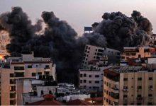 غزة : 67 شهيداً و 388 اصابة حتى الان جراء العدوان الاسرائيلي