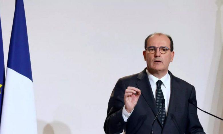 فرنسا تدعو لوضع حد فوري للعنف بين إسرائيل وفلسطين وعودة الهدوء .