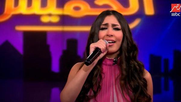 في ليلة الخميس.. جنات تبدع في غناء نوم الظالم عبادة على الهواء.. فيديو