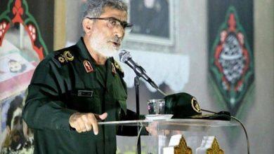 قائد فيلق القدس: الصواريخ التي أطلقتها المقاومة في غزة صناعة فلسطينية