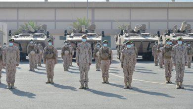 قادة وكبار ضباط وزاره الدفاع يهنئون الوحدات بعيد الفطر السعيد
