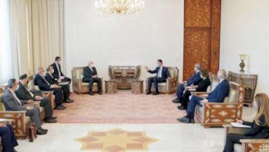 قنصلية إيرانية في حلب بـ«موافقة الأسد»
