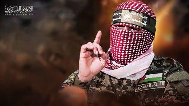 كتائب القسام توجه رسالة لأبطال الضفة الغربية