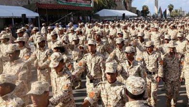 ليبيا : عرض عسكري ضخم للجيش الليبي في بنغازي