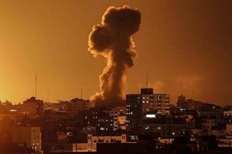 مصادر اعلامية : بدء عملية برية واسعة في قطاع غزة